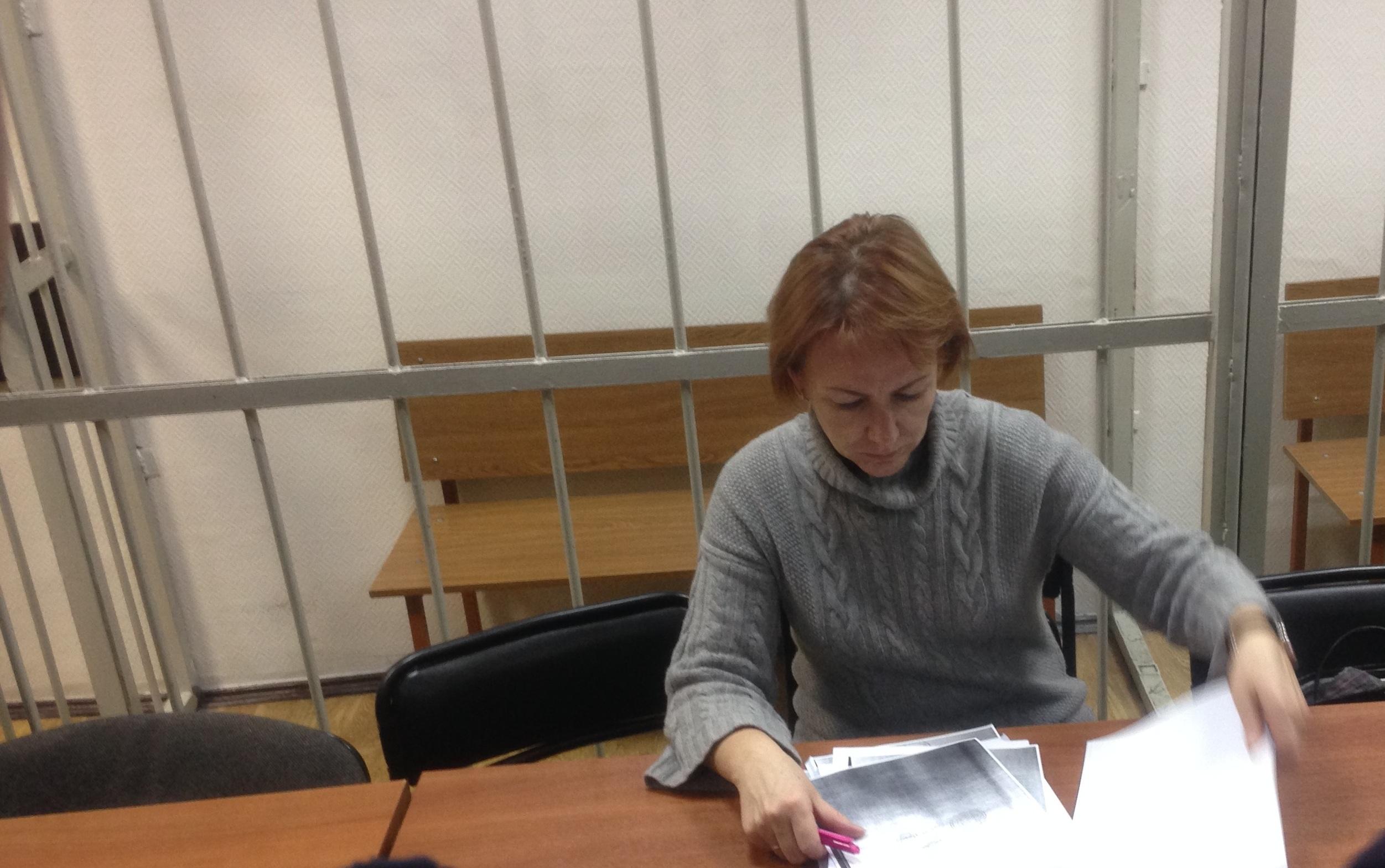 Адвокат Лариса Каштанова