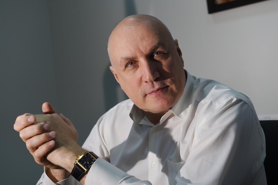 Президент компании «АМИ-Систем» Владимир Бовыкин