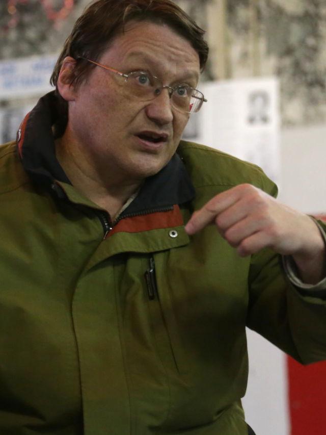 Михаил Касимов
