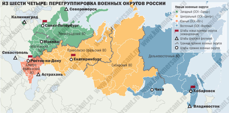 Министр обороны россии анатолий