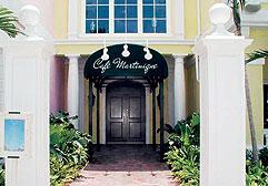 Кафе «Мартиник», Багамы