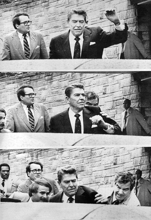 Покушение на Рональда Рейгана. 1981