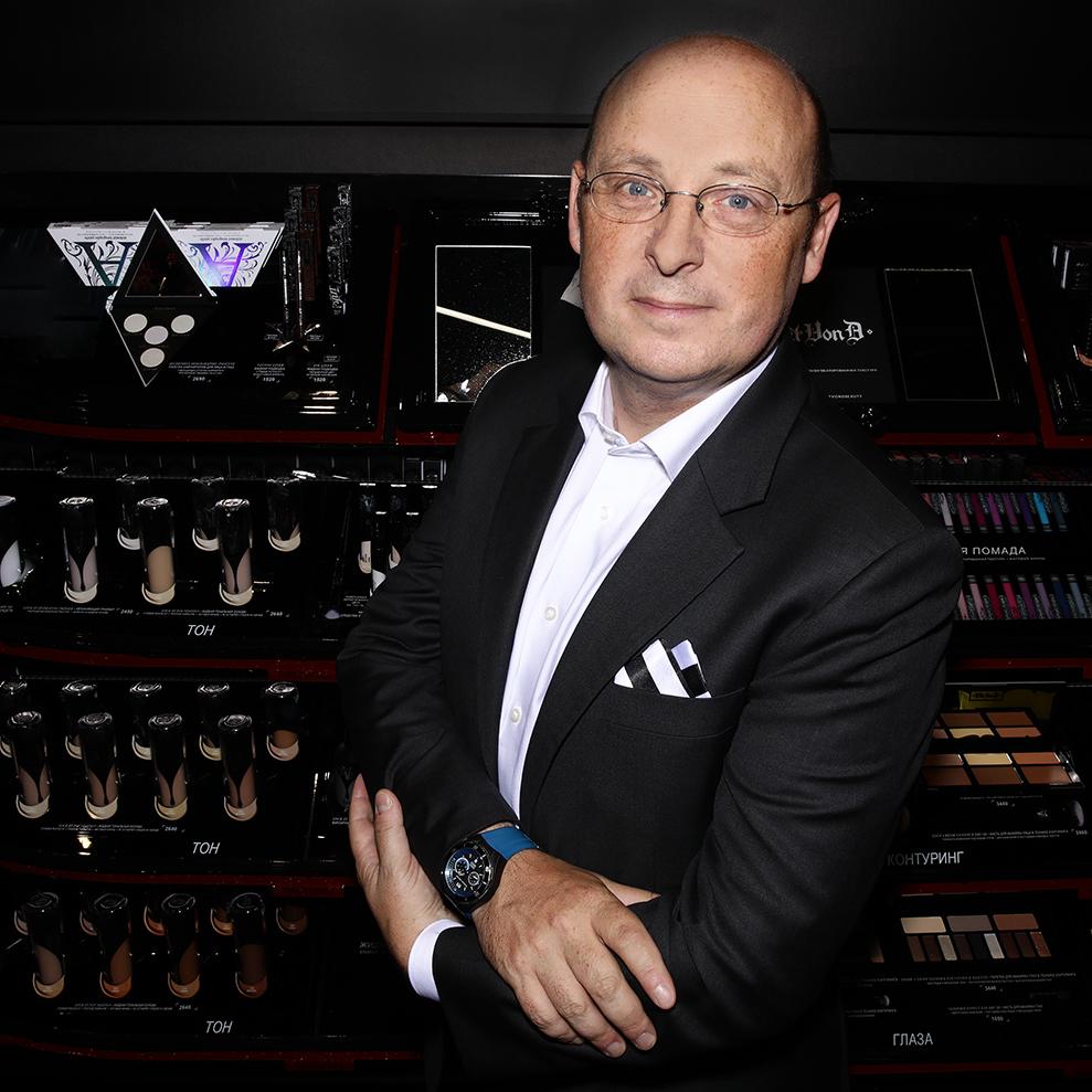 Генеральный директор Sephora в Европе и на Ближнем Востоке Гийом Мотт