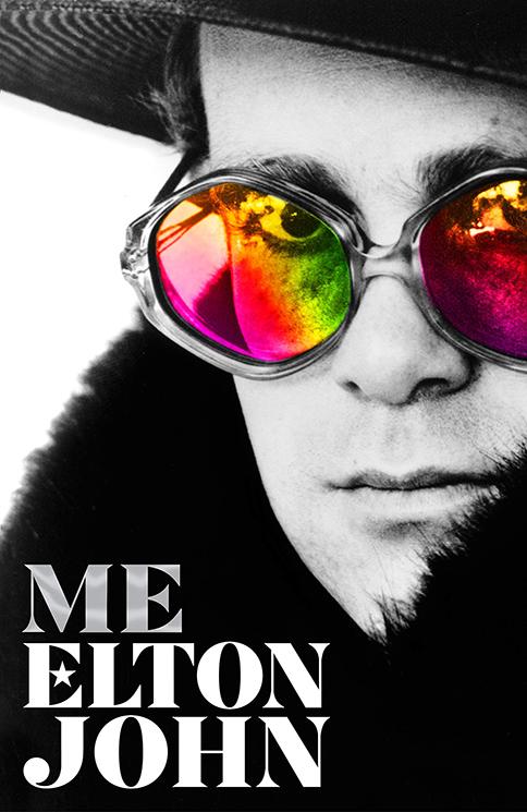 Обложка книги «Я: официальная автобиография Элтона Джона»