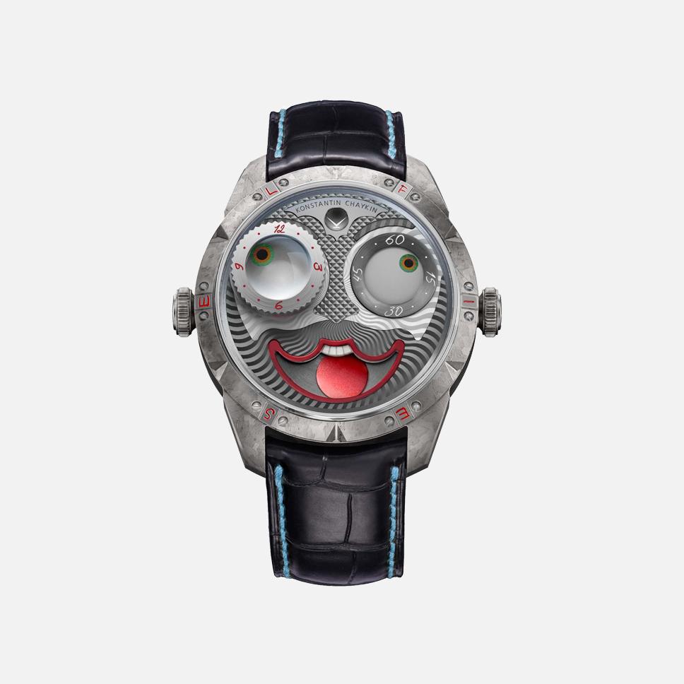 Konstantin Chaykin, часы Joker Selfie