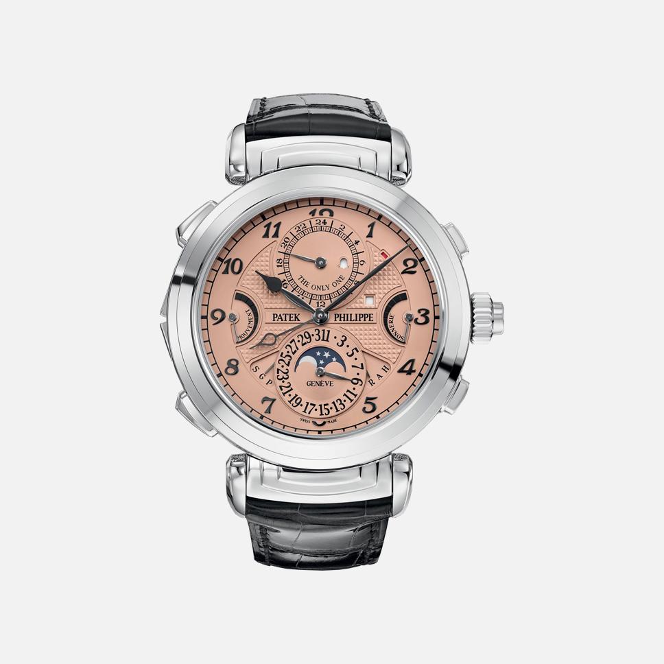 Patek Philippe, часы 6300A Grandmaster Chime Steel