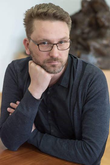 Виктор Шалай, директор музея Арсеньева