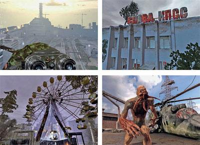 Так Чернобыль переосмыслен разработчиками компьютерных игр