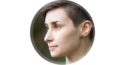 Оксана Мороз, культуролог, руководитель одной из программ в Высшей школе социальных и экономических наук (Шанинке)
