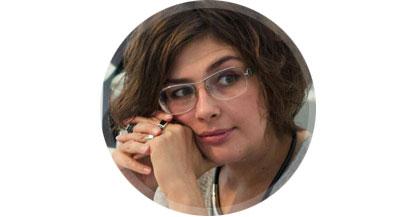 Полина Колозариди, координатор Клуба любителей интернета, социолог, интернет-исследователь