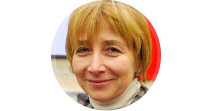 Евгения Серова, экс-директор офиса ФАО для связей с Россией