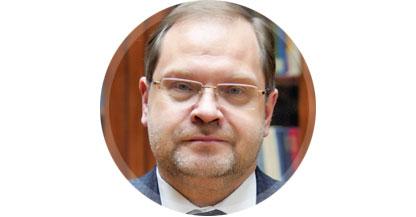 Антон Пронин, руководитель ВНИИМ им.Д.И.Менделеева