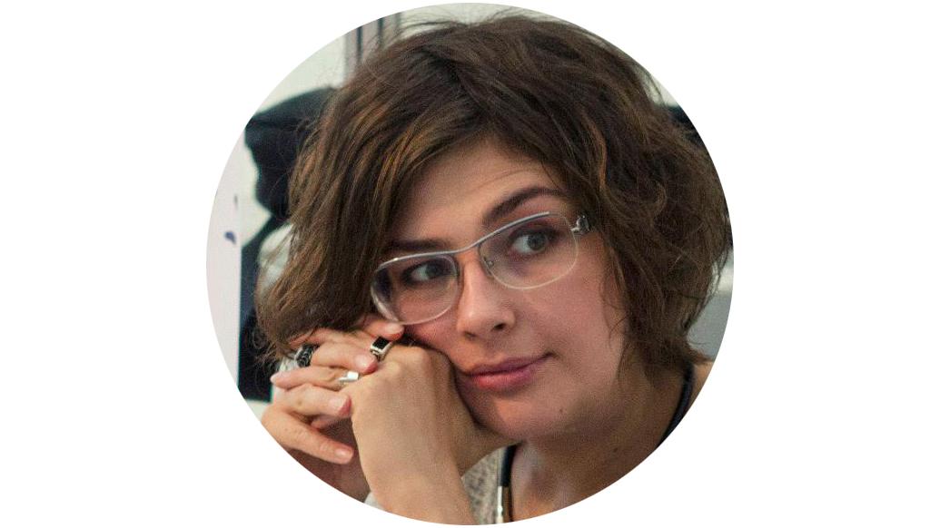 Полина Колозариди, интернет-исследователь, координатор Клуба любителей интернета и общества, преподаватель НИУ ВШЭ
