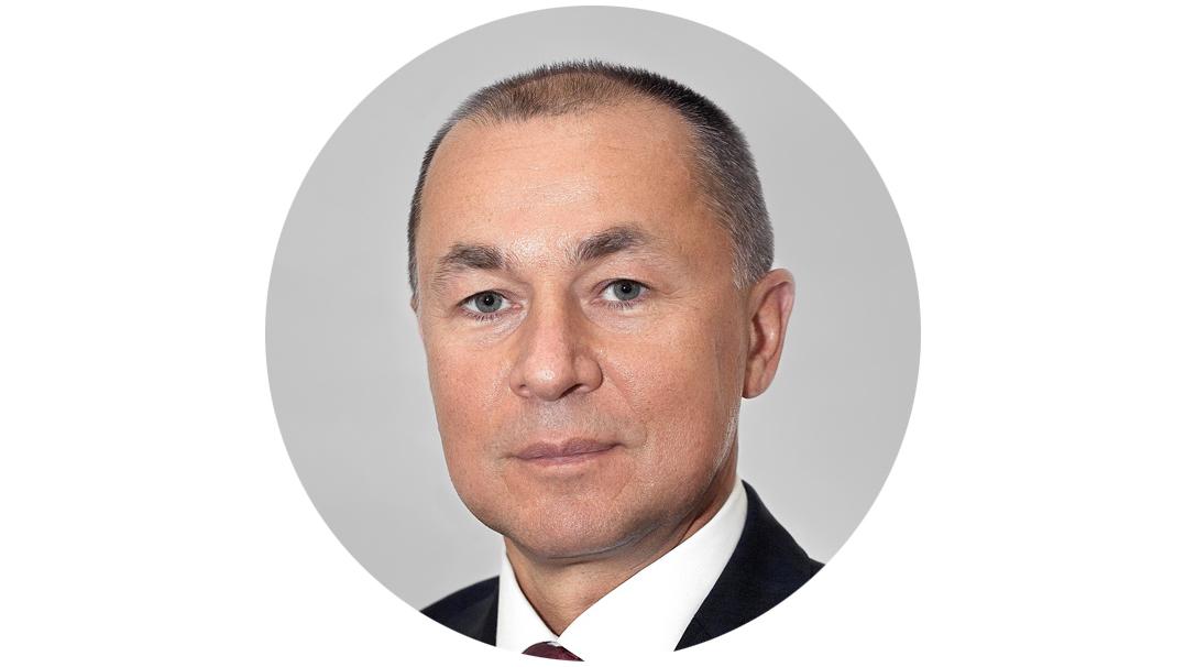 Психиатр Георгий Костюк