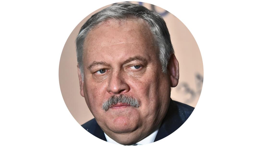 Константин Затулин, спецпредставитель Госдумы по вопросам миграции и гражданства