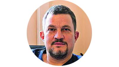 Александр Самойленко, заведующий отделением офтальмологии ГКБ им. С.П. Боткина