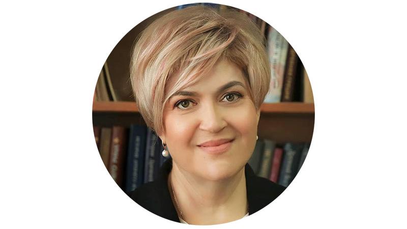 Член комиссии по биоэтике МГУ, философ Елена Брызгалина