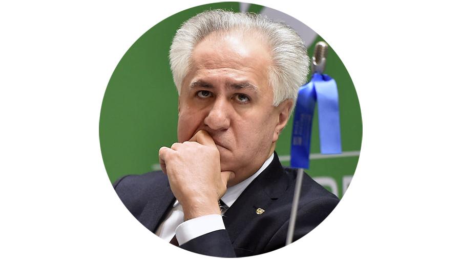 Рашид Исмаилов, председатель Российского экологического общества