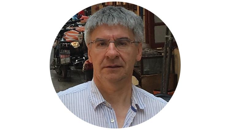 Сергей Иванов, профессор НИУ ВШЭ