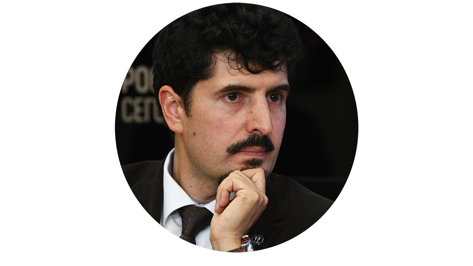 Михаил Липкин, директор Института всеобщей истории РАН, член-корреспондент РАН