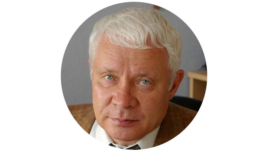 Виктор Суслов, член-корреспондент РАН