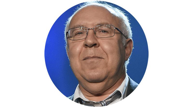 Олег Будницкий, профессор, доктор исторических наук