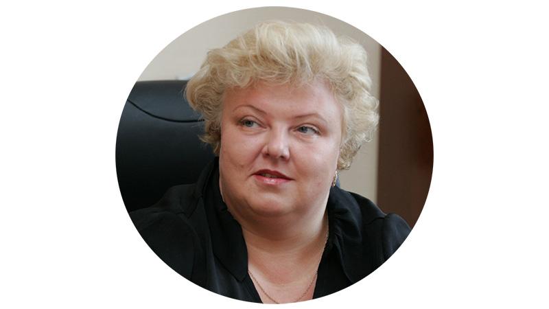 Наталья Петрова, вице-президент Института отраслевого питания
