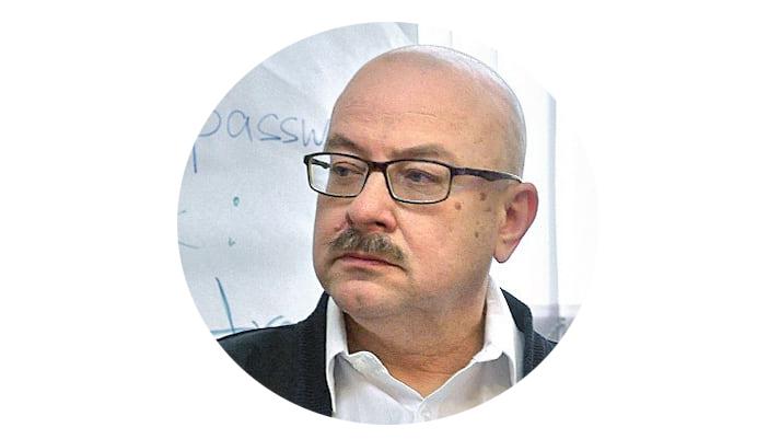 Михаил Черныш, социолог