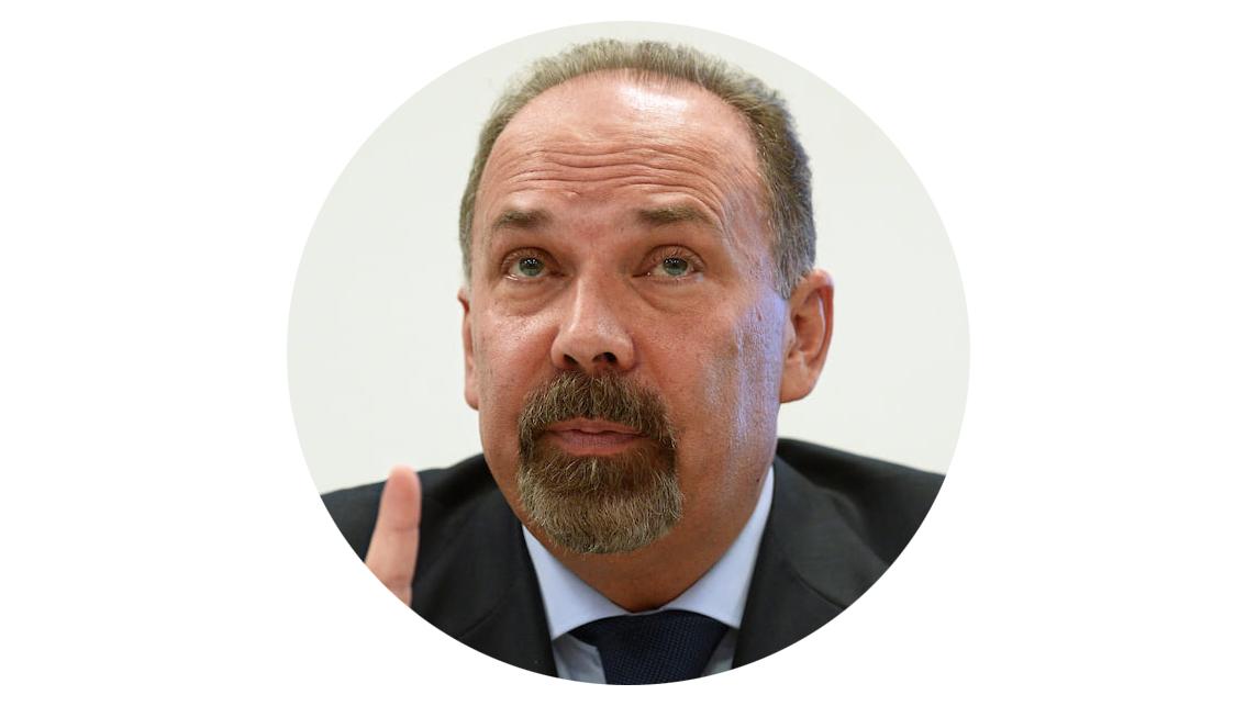 Михаил Мень, аудитор Счетной палаты России