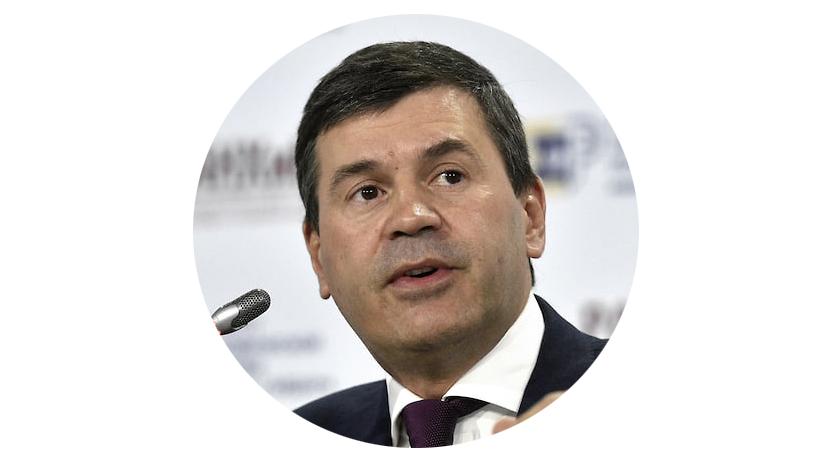 Алексей Комиссаров, глава Высшей школы госуправления РАНХиГС