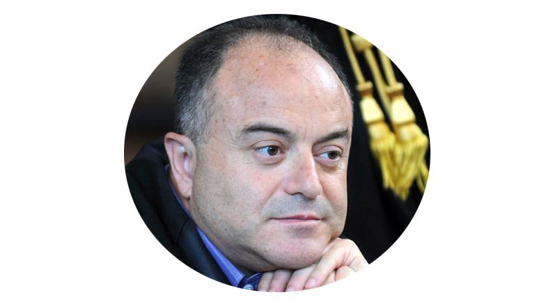 Никола Граттери, прокурор области Калабрия
