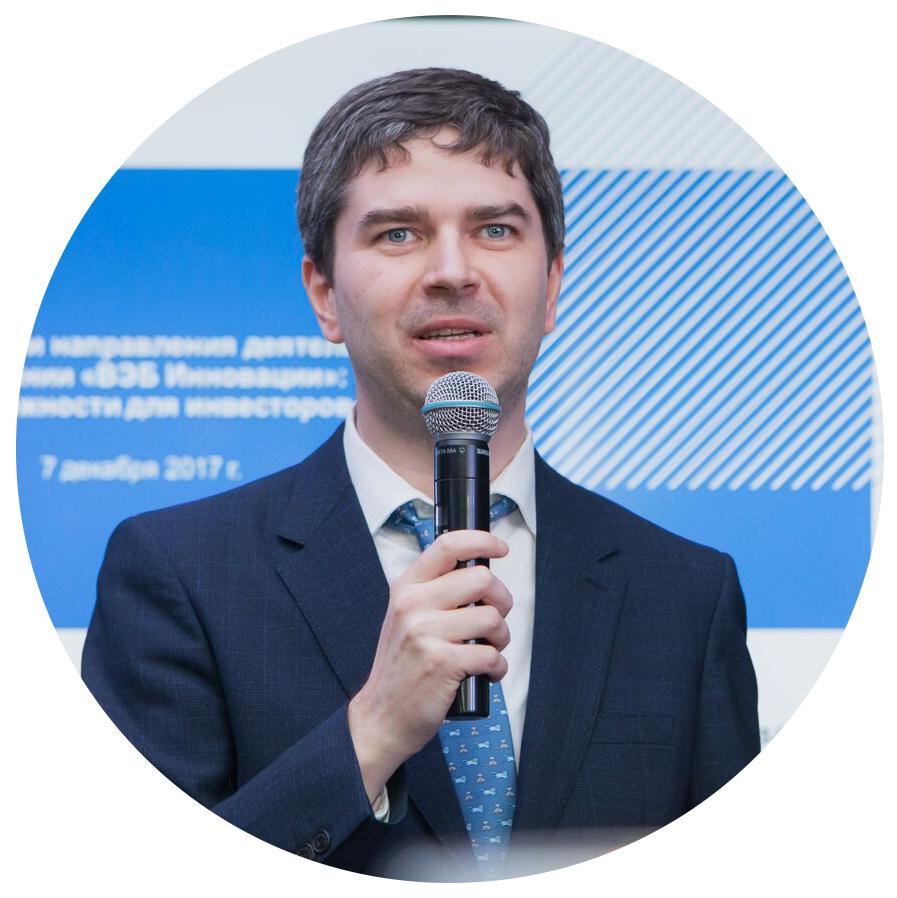Глава компании ООО «ВЭБ Инновации» Кирилл Булатов.