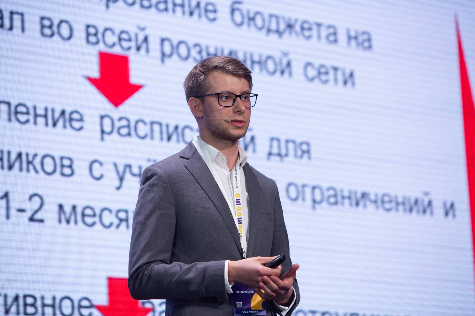 Mind&Machine: Антон Береза