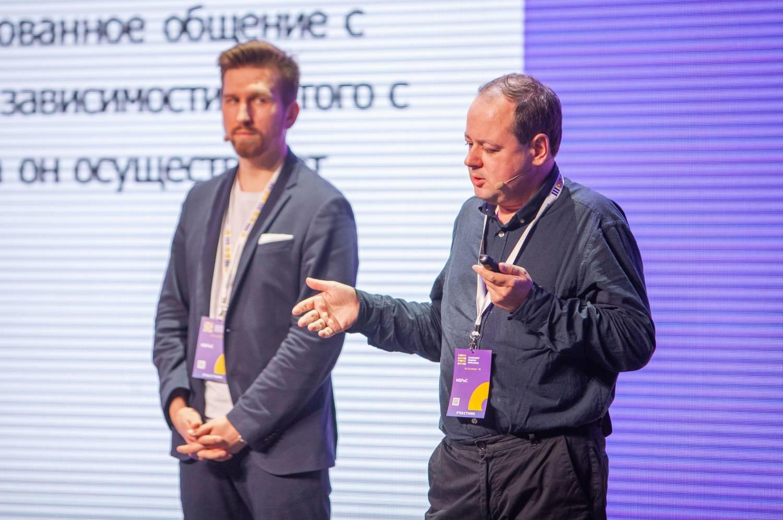 ИБРиС: Алексей Фролов, Илья Макаров