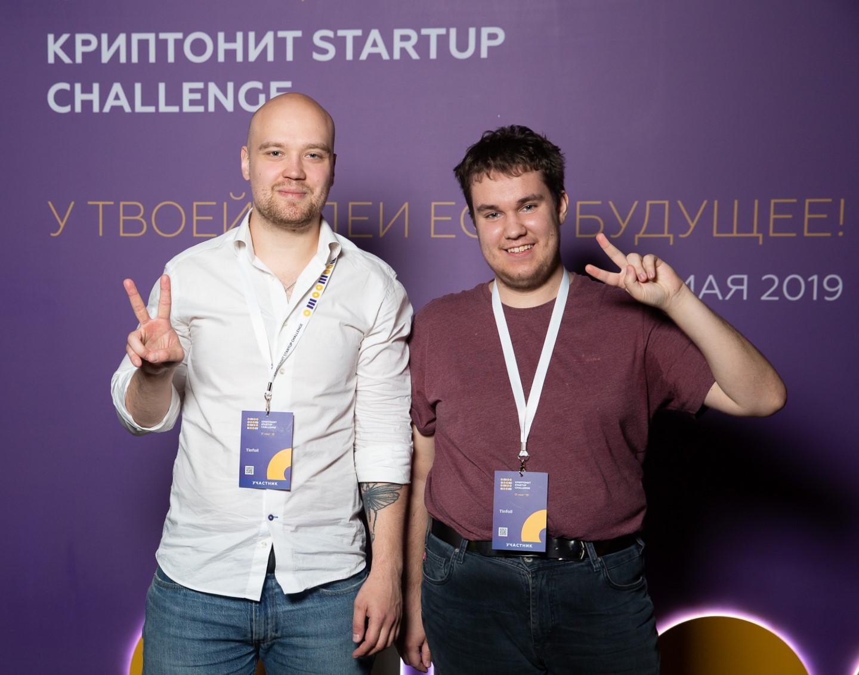 Tinfoil.ai: Арсений Валитов, Андрей Себякин