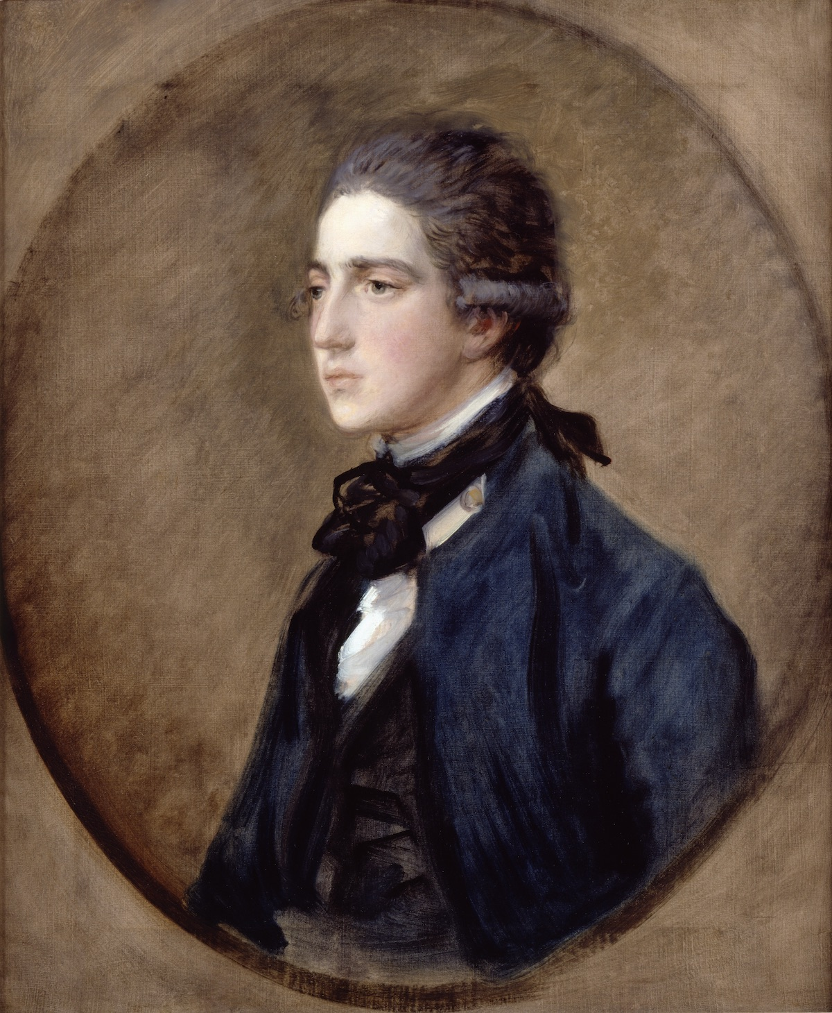 Томас Гейнсборо, «Портрет Самюэля Линли», 1778, Dulwich Picture Gallery, London