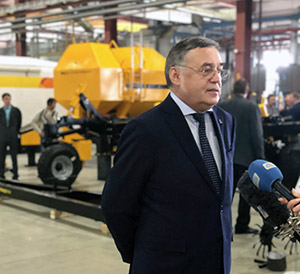 Ялалетдинов Альберт Раисович, генеральный директор ООО «ЧКЗ»