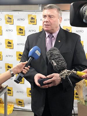 Завалищин Александр Васильевич, министерство с/х Челябинской области