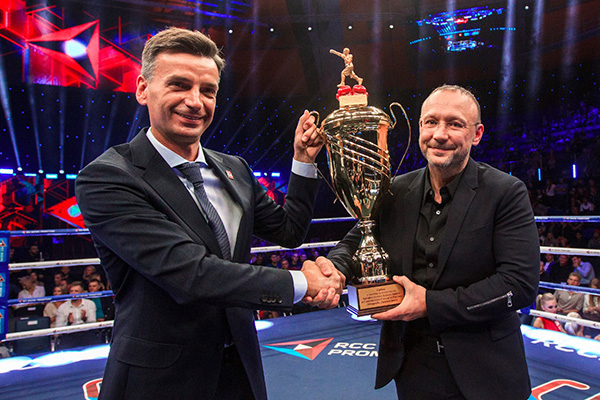 Игорю Алтушкину вручили Кубок Липинского