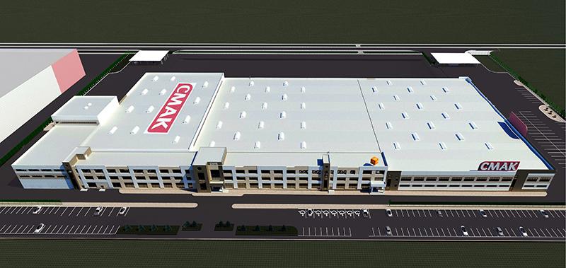 Построенный по последнему слову техники и технологий учебный центр «СМАК» планирует открыть на базе нового хлебозавода