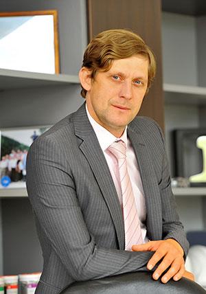 Николай Пархомчук, генеральный директор челябинской компании «Мечел-Материалы»