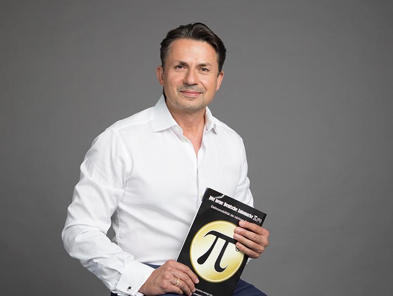Holger Thorsten Schubart, генеральный директор Neutrino Energy Group