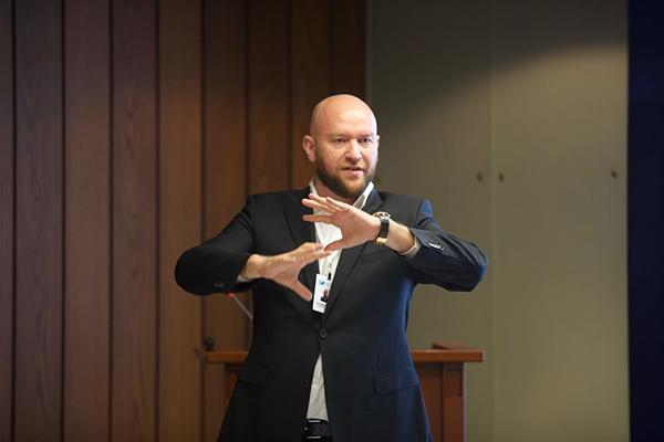 Роман Гольдман, эксперт в области пациент-менеджмента, Первый медицинский центр Тель-Авива