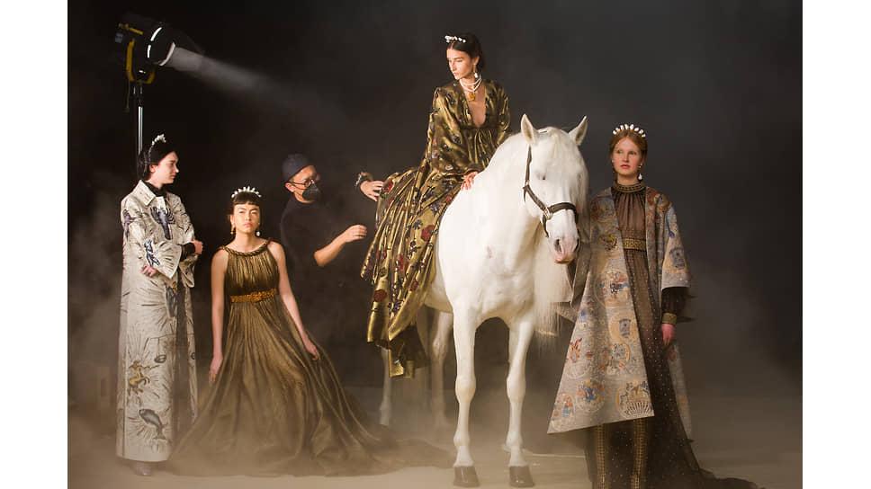 Модная магия / Haute couture между мечтой и реальностью
