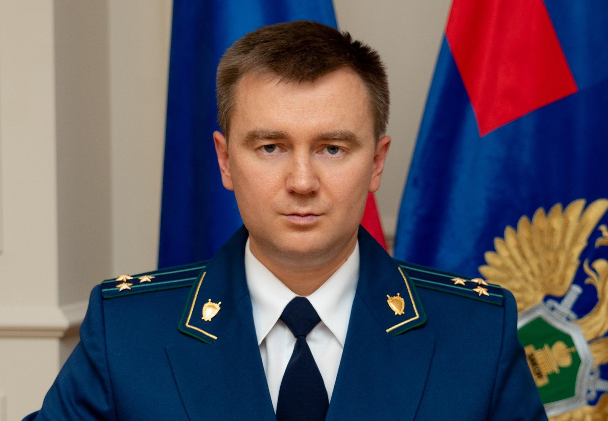 Прокурор Сочи Вячеслав Овечкин