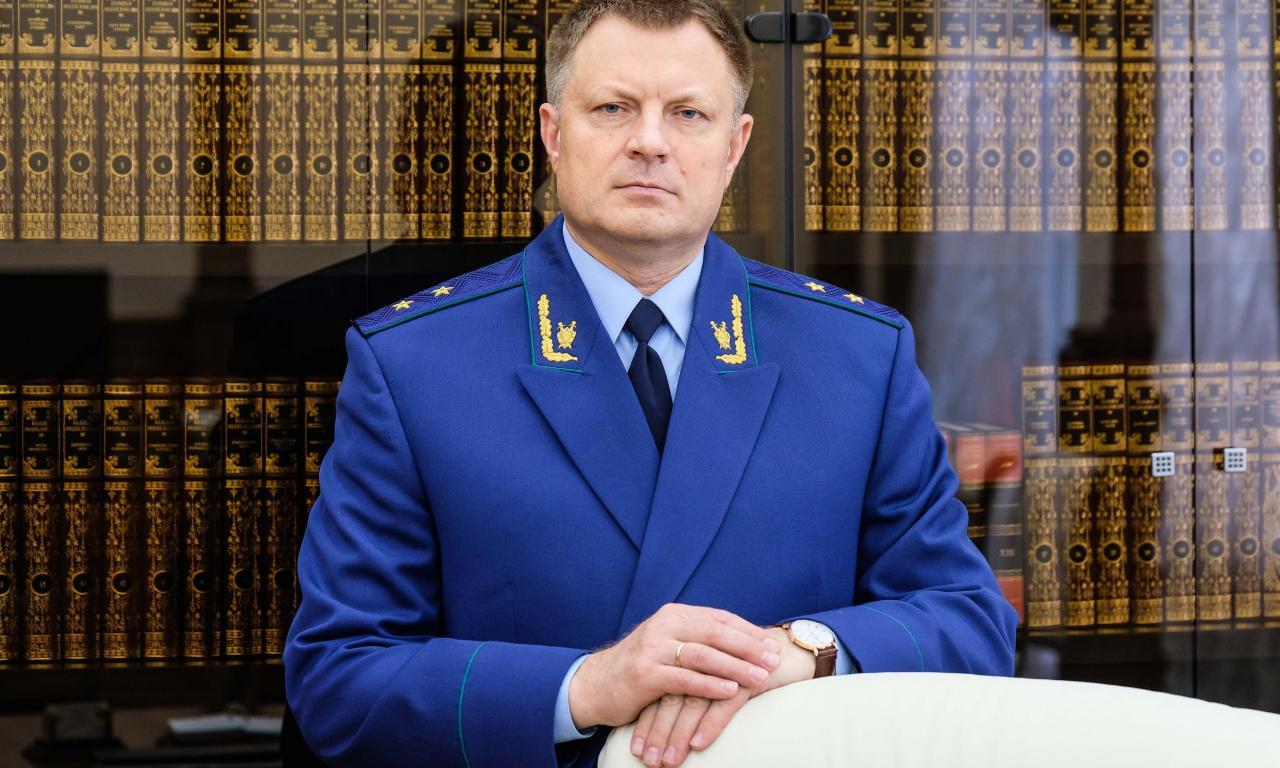 Прокурор Краснодарского края Сергей Табельский