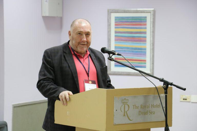 Учредитель Лечебно-диагностического центра «ЗДОРОВЬЕ» — Цикин Василий Николаевич