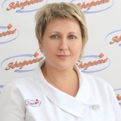 Симонова Елена Аркадьевна — врач УЗД