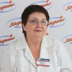Абросимова Людмила Ивановна — врач гинеколог
