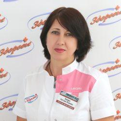 Тищенко Светлана Петровна — физиотерапевт